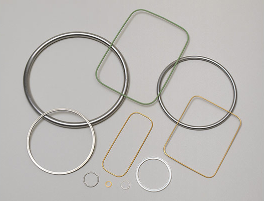 Custom Metallic Seals and Sealing Systems