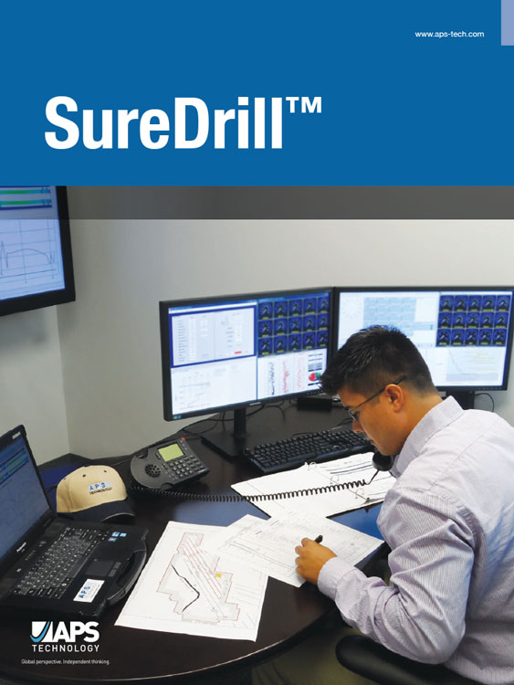 SureDrill Brochure Cover