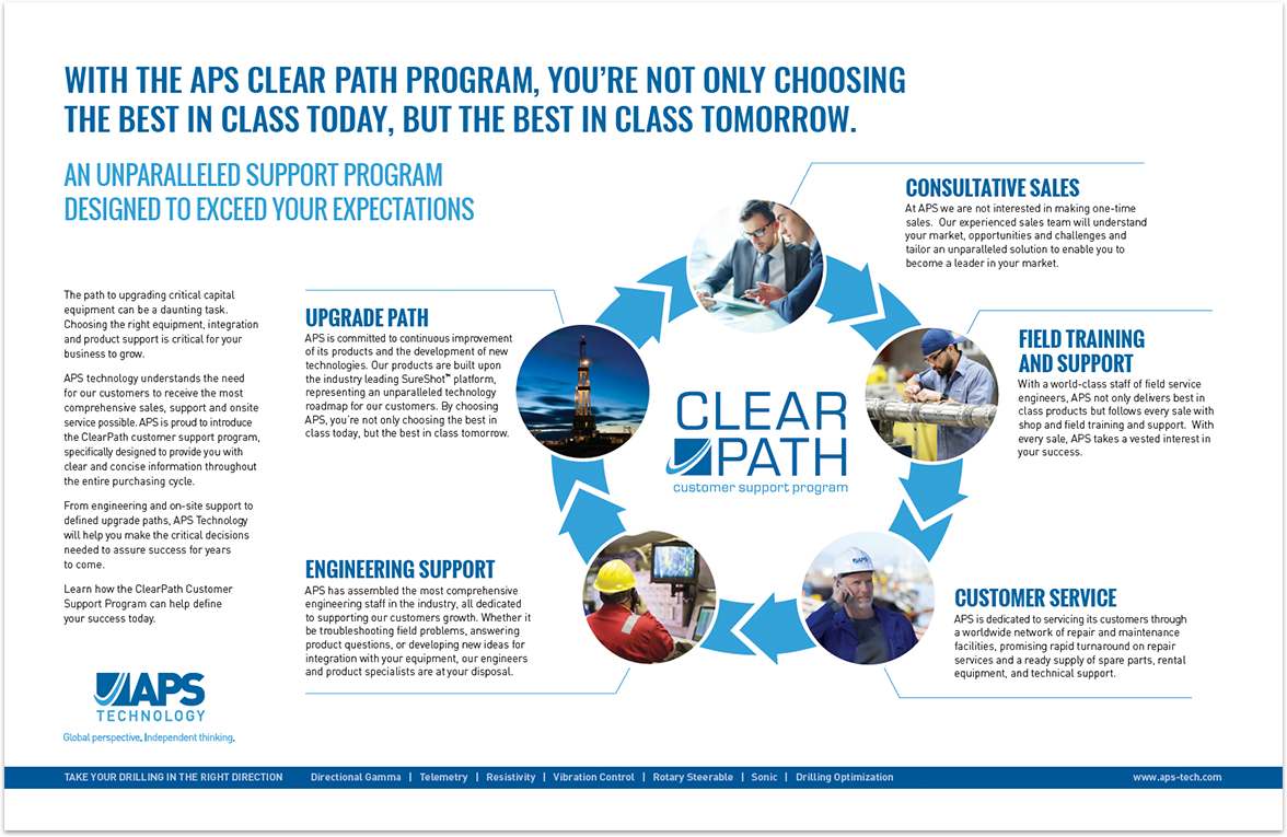 Clear Path Brochure